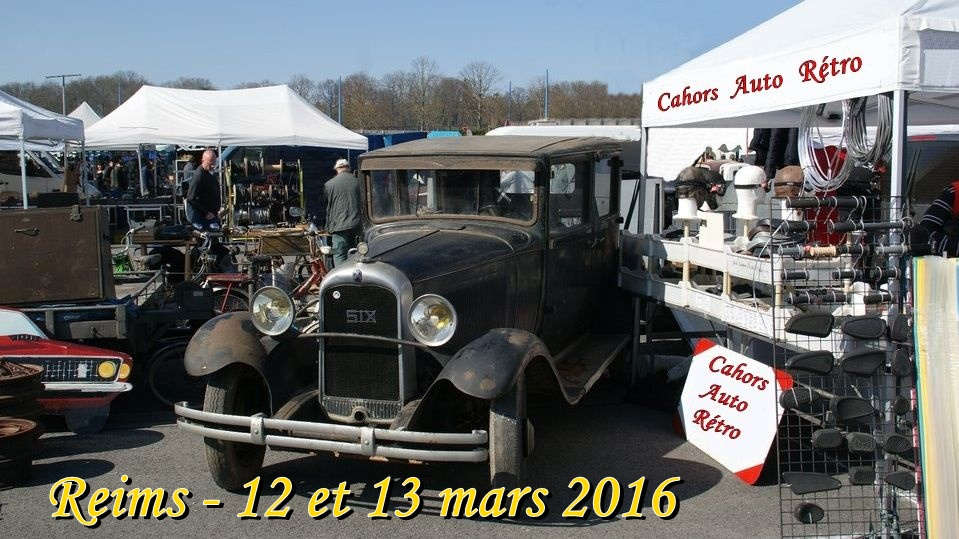 Cahors auto retro - Salon de l auto reims ...